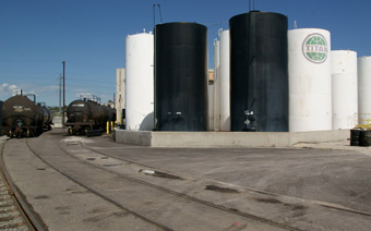 Distributors Tank Farm